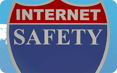 Screenshot from Internet Safety Course